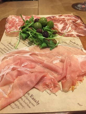 Shaved Italian Meats