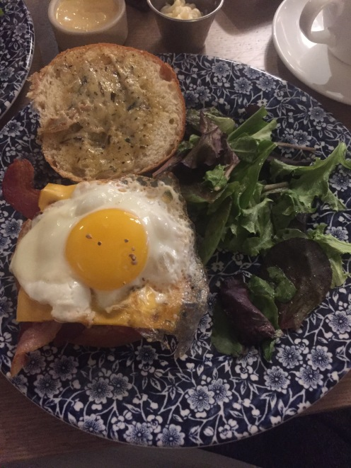 The Explorateur Egg Sandwich